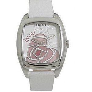🎉BIJ&A HP 🎉Fossil  Analog Heart Dial #ES2306